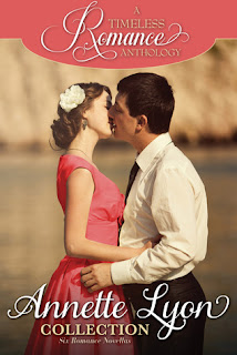 Heidi Reads... A Timeless Romance Anthology: Annette Lyon Collection by Annette Lyon
