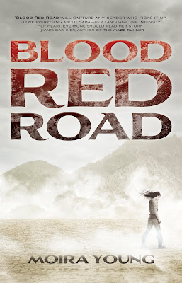 Especial: Caminhos de sangue (Blood Red Road), de Moira Young. 18