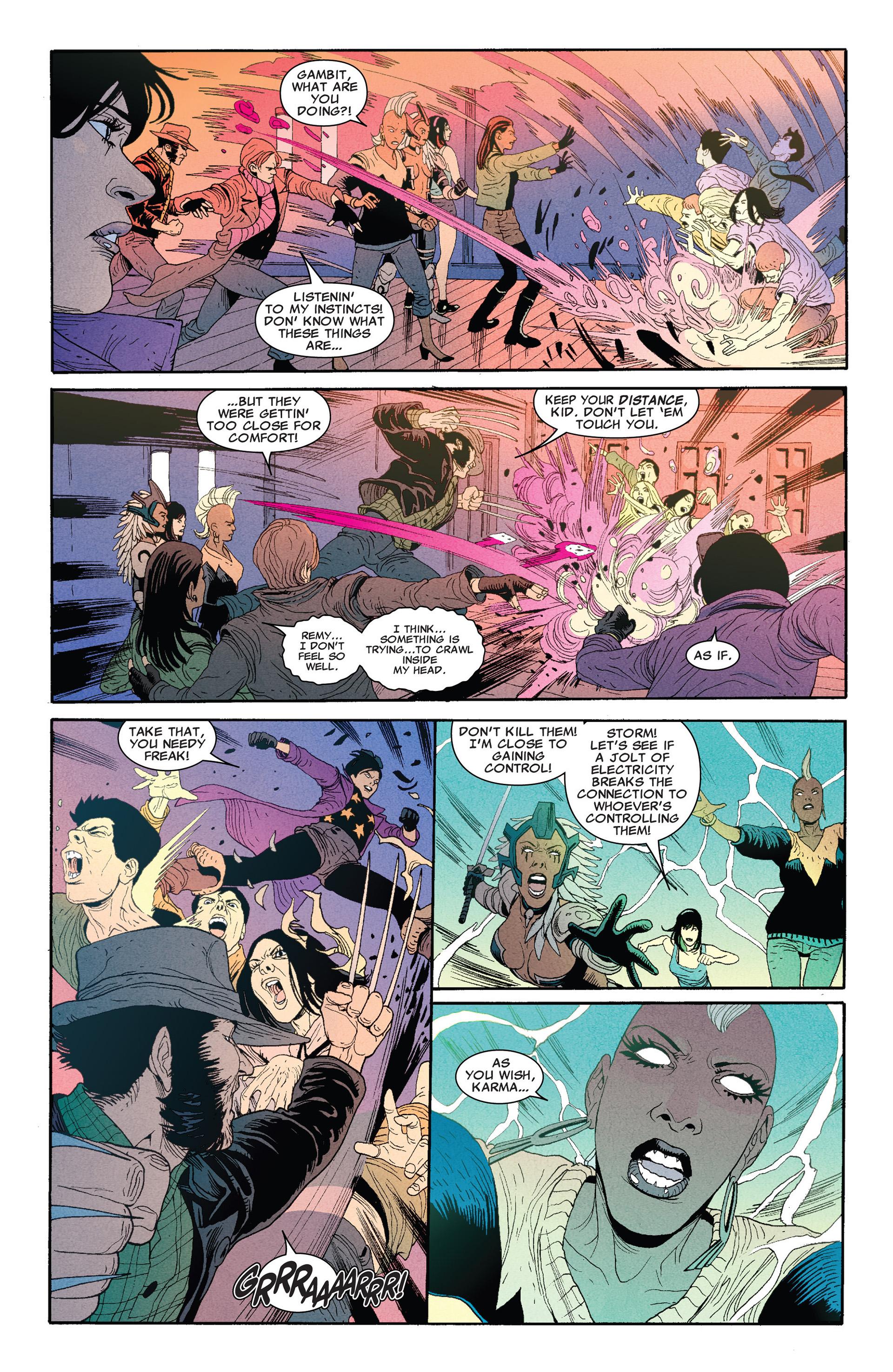 Read online Astonishing X-Men (2004) comic -  Issue #66 - 14
