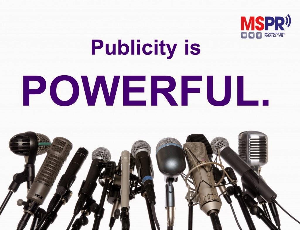 publisiti perniagaan