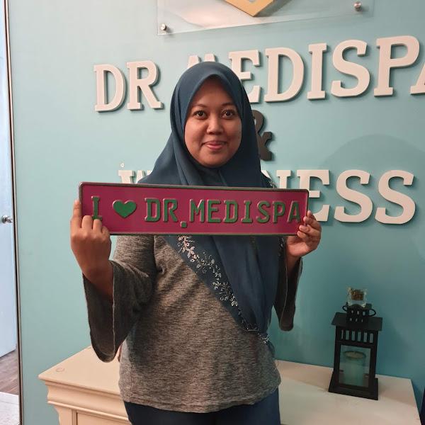 Review facial Hydra Oxy Glow C di Dr medispa&welness kajang