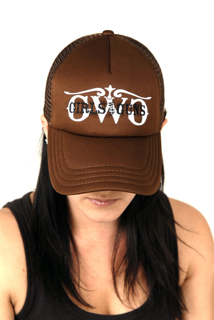Walkin With The Wild Woman Girls With Guns Make Good