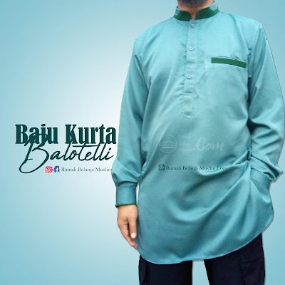 Baju Pakistan Balotelli