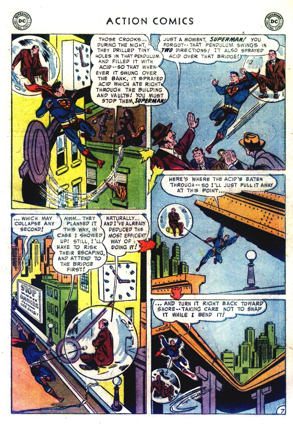 Read online Action Comics (1938) comic -  Issue #192 - 9