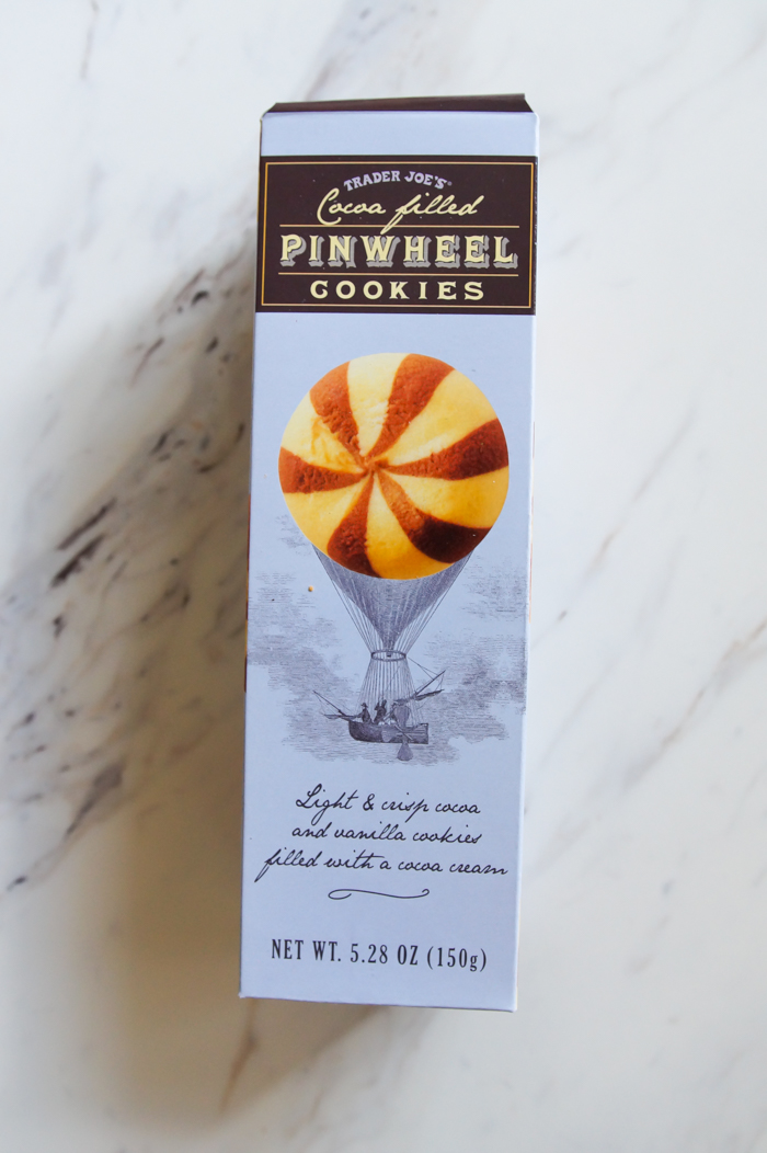 Trader Joe's Cocoa-Filled Pinwheel Cookies review