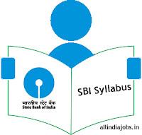 SBI Deputy Manager Syllabus