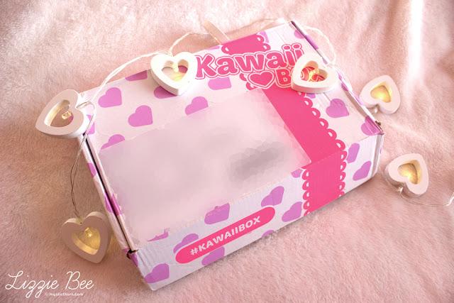 kawaii box October 2016