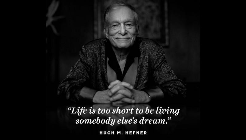 Hugh Hefner meninggal dunia