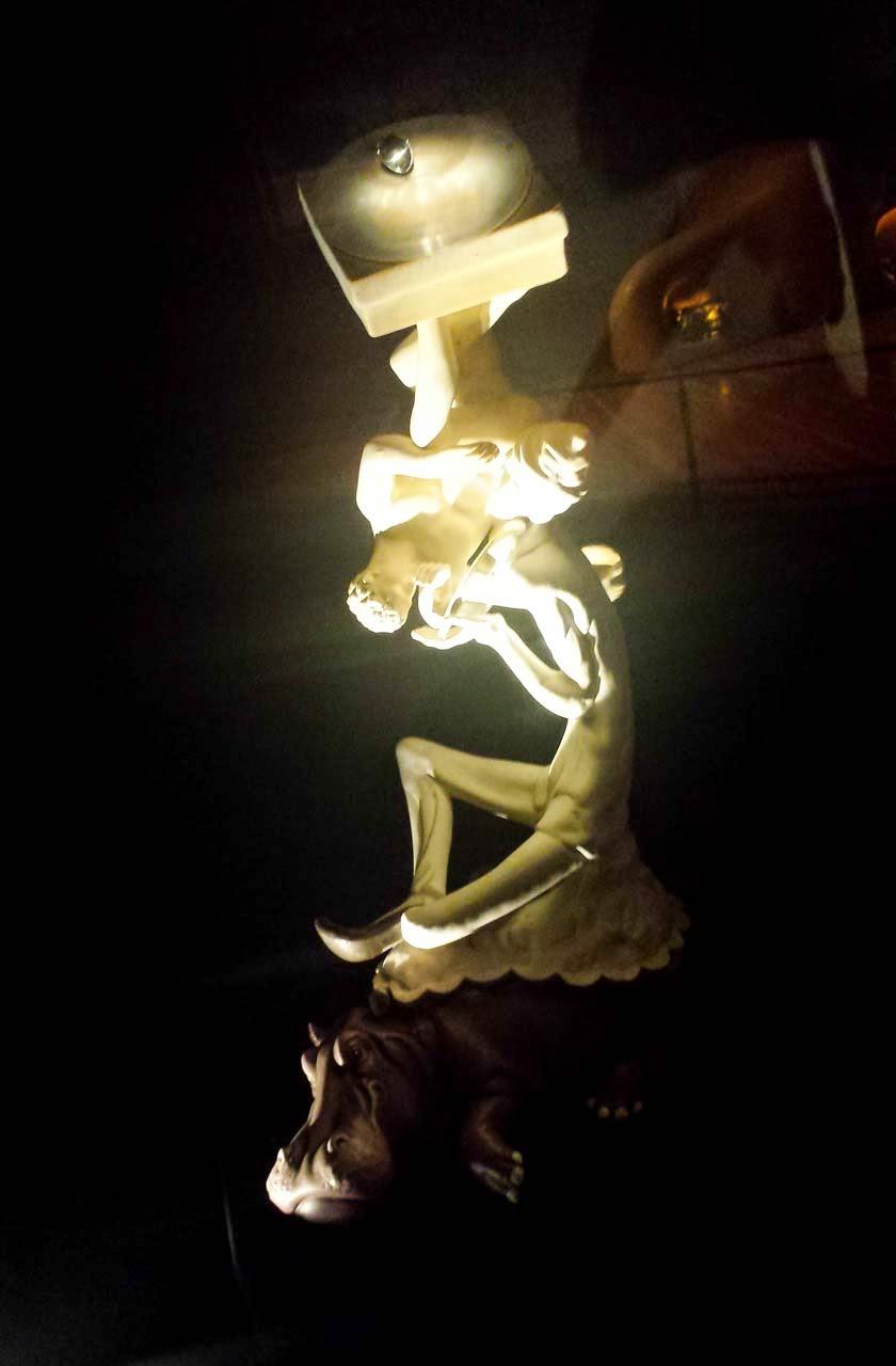 Escultura Teatre-Museu Salvador Dalí