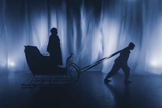 """""""Αφέντης και δούλος"""" του Λέοντος Τολστόι, σε σκηνοθεσία Γιώργου Νανούρη."""