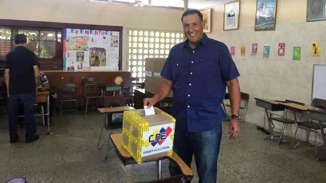 Pablo Pérez: La lucha por el Cambio hoy la damos en las urnas electorales