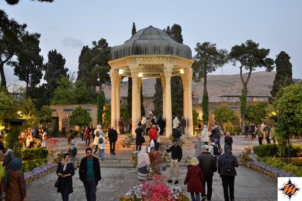 Shiraz, Aramgah-e Hafez