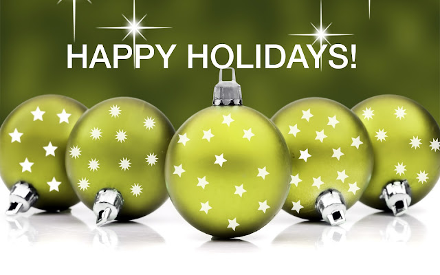 Happy Holidays From Sweepstaking.net