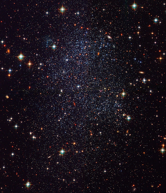 Sagittarius Dwarf Irregular Galaxy