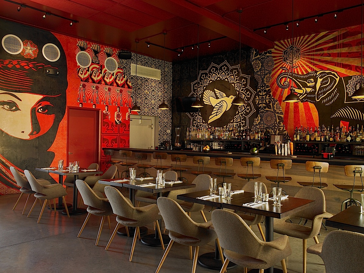 Wynwood Kitchen  Bar  Restaurante com arte em Miami  Dicas da Flrida Orlando e Miami