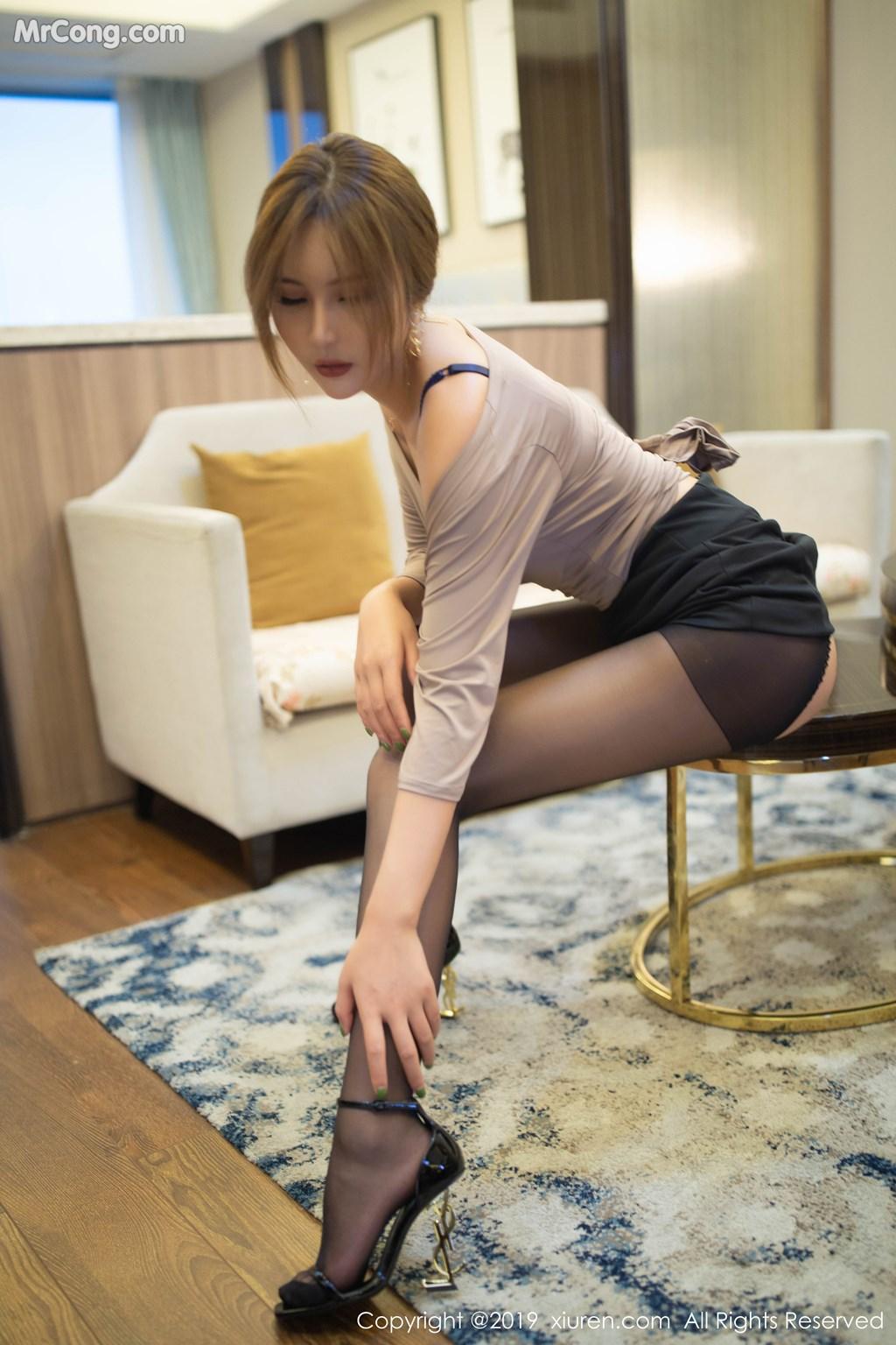 XIUREN No.1655: Emily顾奈奈酱 (50P)