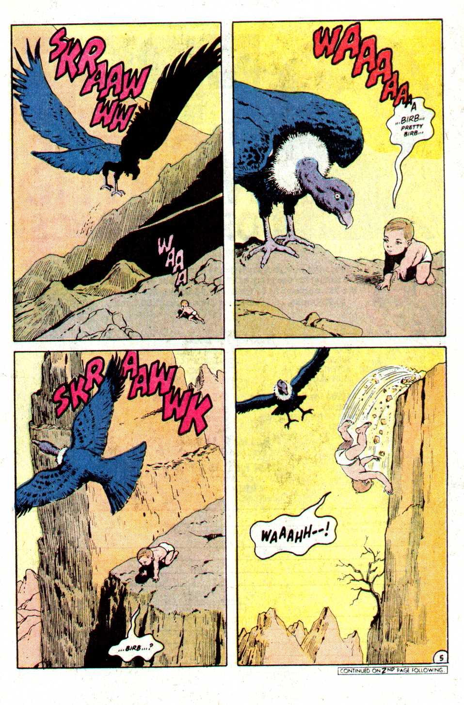 Read online Secret Origins (1986) comic -  Issue #21 - 28