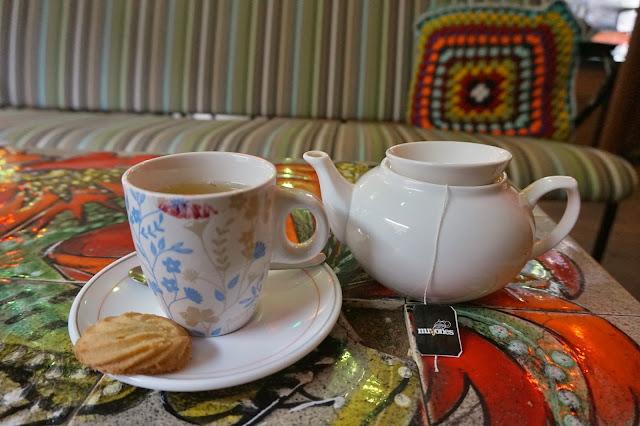 De Taart Van M'n Tante Amsterdam - green tea