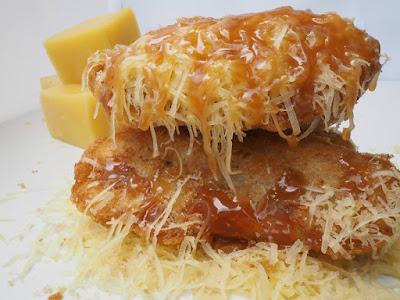 Resepi Pisang Goreng Cheese Leleh Viral