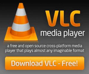 برنامج في ال سي vlc   لتشغيل الفديوهات باحدث اصدار من الموقع مجانا