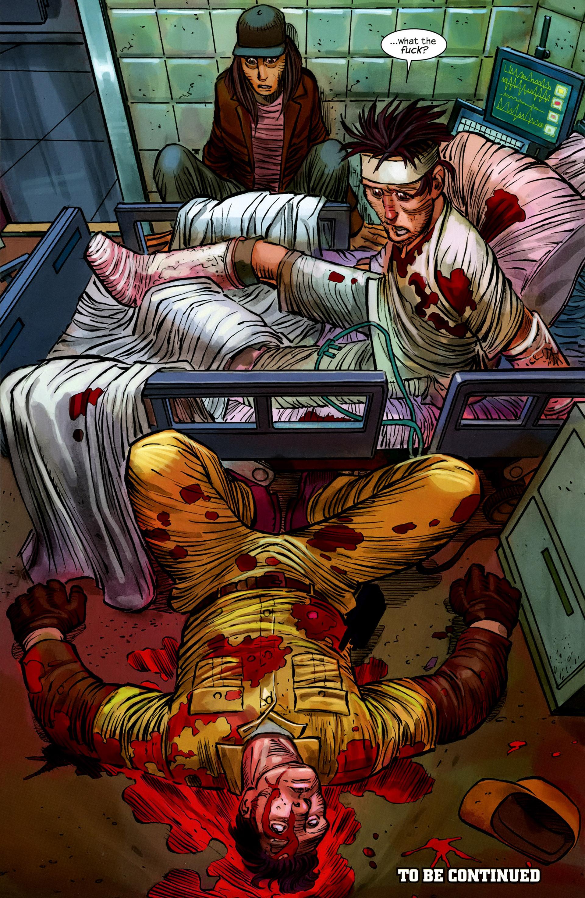 Kick Ass 2 Issue 5   Read Kick Ass 2 Issue 5 comic online