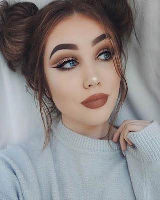 easy makeup trendy