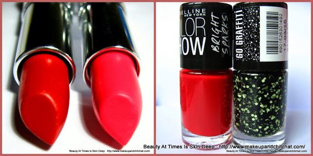 Rebel Bouquet by COLORsensational Maybelline India photo