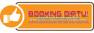 BOOKING DIATU!
