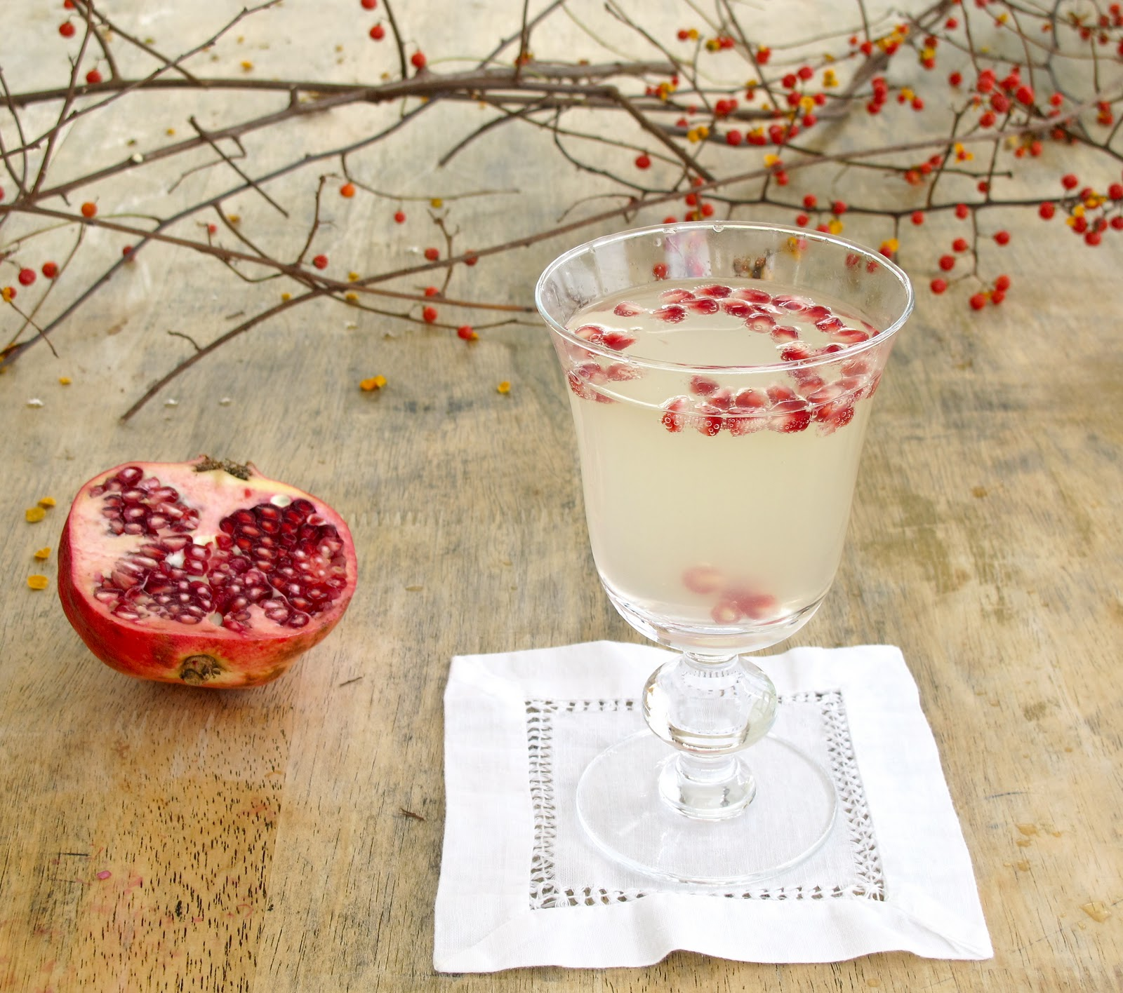 Jenny Steffens Hobick Recipes: Jenny Steffens Hobick: Pineapple Vanilla Flirtini With