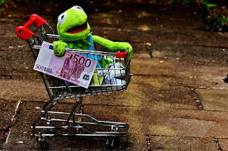 Compras do mês