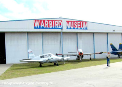 Valiant Air Command Warbird Museum in Titusville Florida