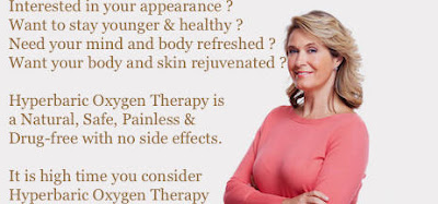 India. Hyperbaric Oxygen Therapy (HBOT) Chamber for Aesthetic | Skin | Anti Aging Clinics.