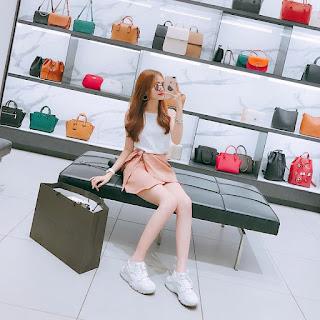 Gái xinh facebook hot girl Nhung Gumiho