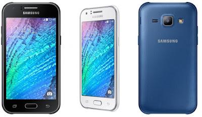 Samsung Galaxy J1 4G (Tahun 2015)