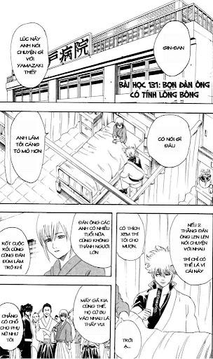 Gintama Chap 131 page 1 - Truyentranhaz.net