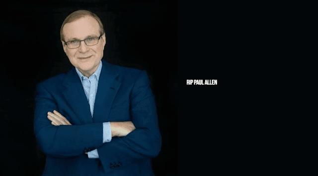 Pendiri Microsoft Meninggal, Paul Allen Sang Sahabat Bill Gates