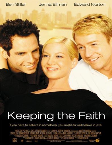 Ver Más que amigos (Keeping the Faith) (2000) Online