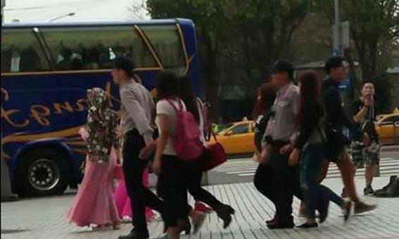 Pasca.Konser.dan.Pengajian,.Puluhan.TKI.Kaburan.Digelandang.Polisi.di.Taipei