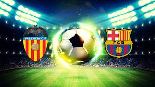 Барселона – Валенсия прямая трансляция онлайн 02/02 в 20:30 по МСК.