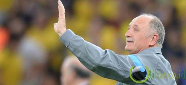 PELATIH: Luiz Felipe Scolari