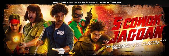 Film 5 Cowok Jagoan