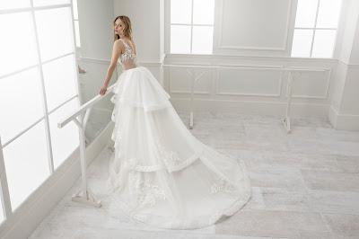 abito sposa ballerina classica