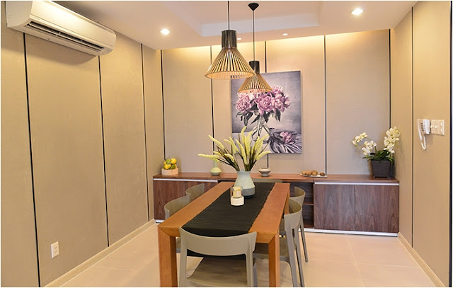 Lexington Residence apartment 2 bedrooms in District 2