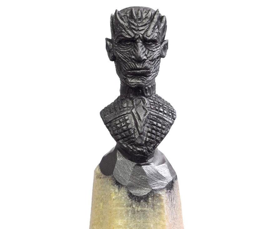 فنان روسي يبدع في نحت شخصيات المسلسل Game Of Thrones على ...