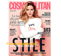 Logo Cosmopolitan copia n.9: ritirala gratis in edicola