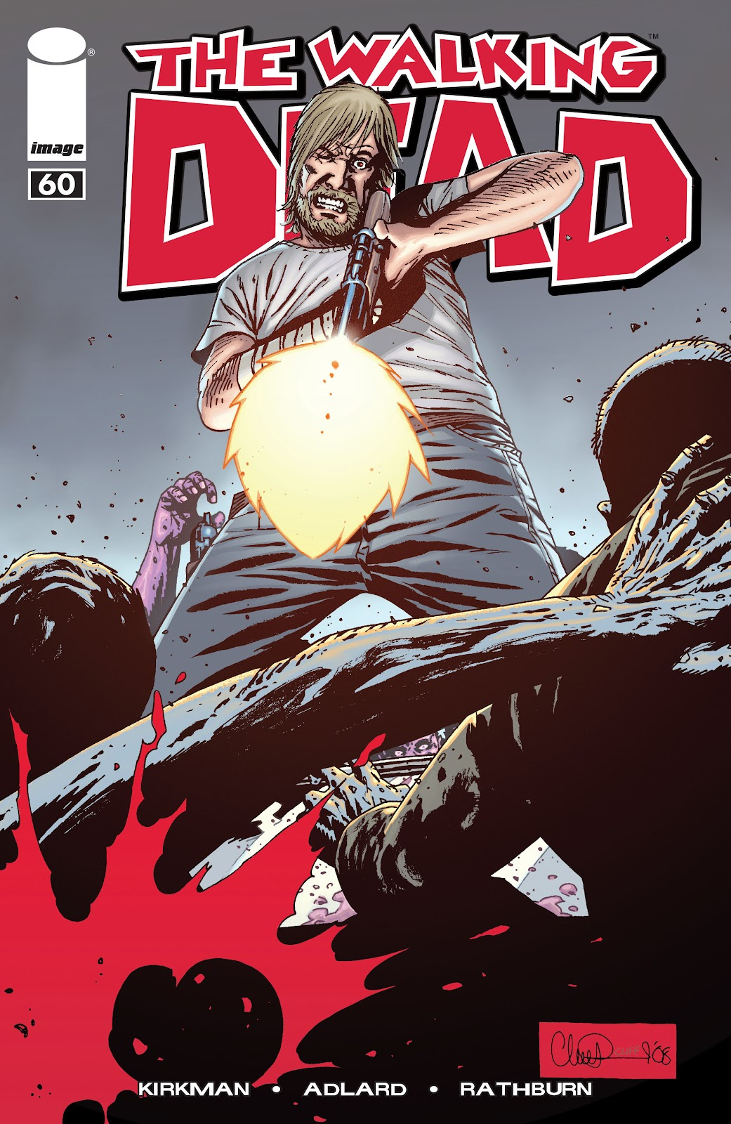 The Walking Dead issue 60 - Page 1
