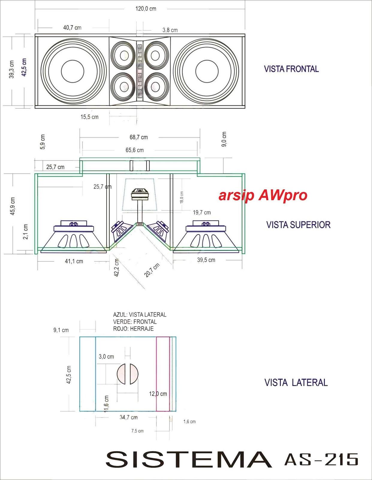 Sound System Speaker