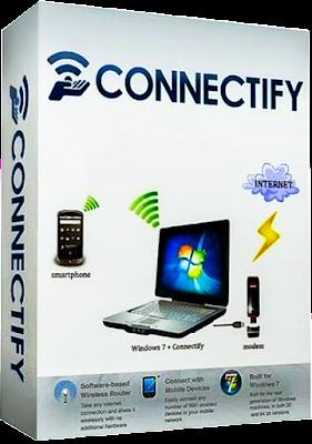 برنامج Connectify 7.3