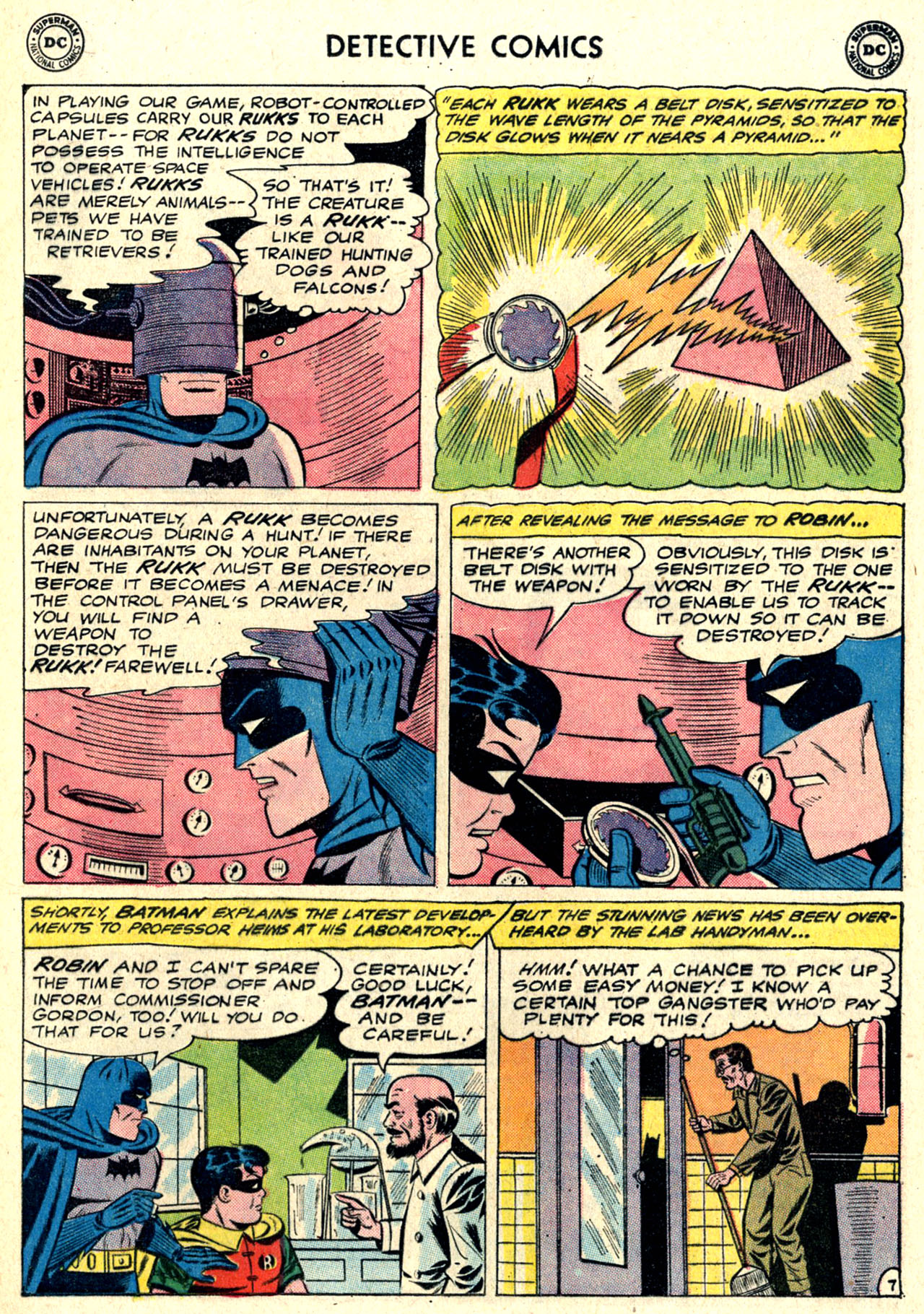 Detective Comics (1937) 291 Page 8