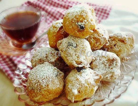 Oliebollen recipe (Dutch Donuts) | Çitra's Home Diary